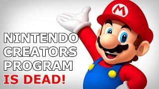 The End of The Nintendo Creators Program