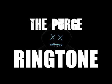 The Purge - Anarchy Siren Ringtone and Alert