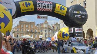 Tour de Pologne na Opolszczyźnie (06.08.2020)