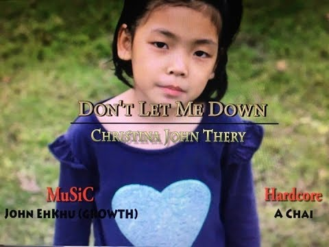 The ChainSmokers - Don't Let Me Down (Cover by Christina John Thery, John Ehkhu, A Chai) Metal cover