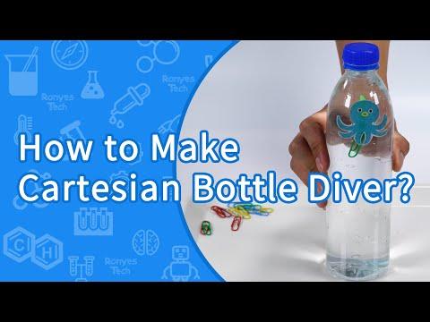 How to Mak Cartesian Bottle Diver?