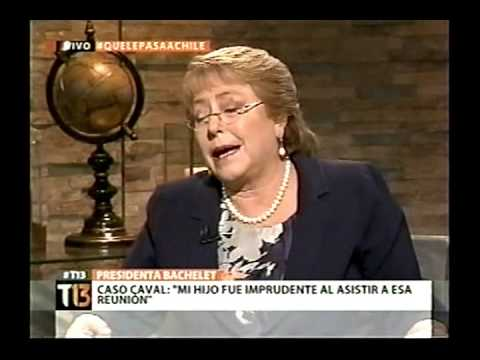 LOTA INFORMA - Michelle Bachelet Jeria 2015
