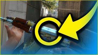 KONTRAKT NA AK-47 I CASE HARDENED BLUE GEM!