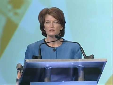 Sen. Lisa Murkowski addresses the 2009 Nuclear Energy Assembly (Part 1) (1/5)
