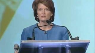 Sen. Lisa Murkowski addresses the 2009 Nuclear Energy Assembly (Part 1) (1/5)