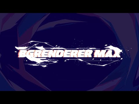 BG Renderer MAX For After Effects