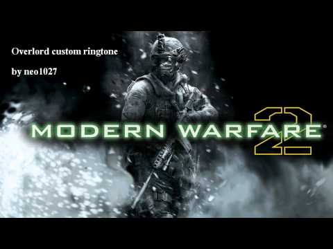 Call of Duty Modern Warfare 2 - Overlord ringtone