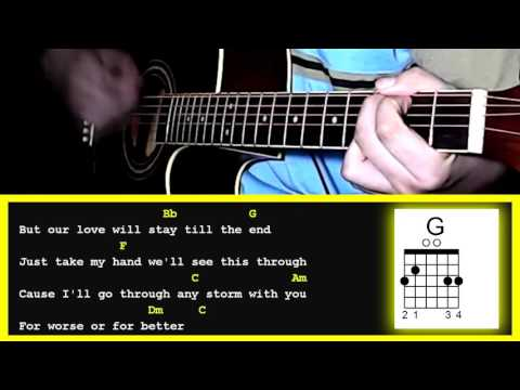 Till The End Of Time by Jona feat  BoybandPh - Guitar Chords