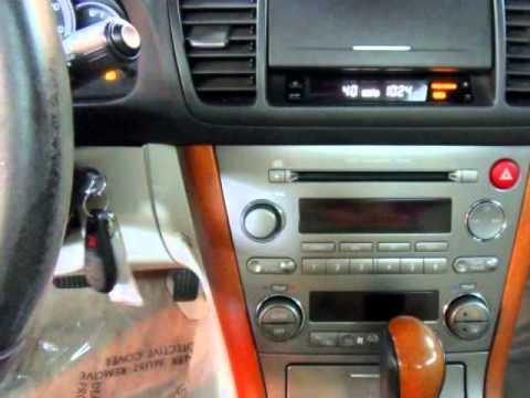 2005 Subaru Legacy Wagon Outback 3 0 R L Bean Edition