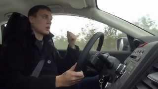 Тест драйв Honda CR V 2012