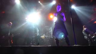 Garbage - As Heaven Is Wide LIVE in Minneapolis 2013-04-05