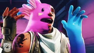 JELLIE ORIGIN STORY! (A Fortnite Short Film)