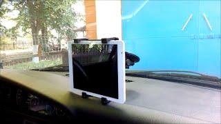 видео Автомобильные держатели для планшетов