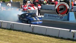 CLASSIC DRAG FILES: 11 NHRA CDN NATL OPEN (PT 10 - PRO MOD SEMIS/FINAL)