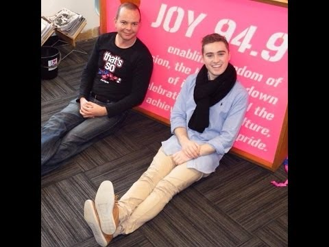 Harrison Craig   JoyFM 949  (18 Jun 2014)
