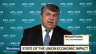 Trump Wrong to Scapegoat Immigrants, AFL-CIO President Says
