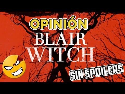 Reseña de LA BRUJA DE BLAIR | Opinión SIN SPOILERS | #Mefe