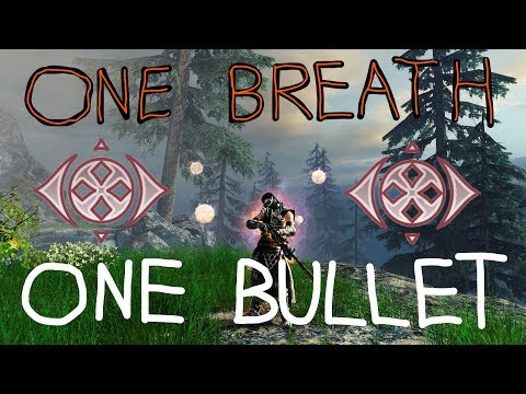 Deadeye PvP Montage - One breath and one bullet | Guild Wars 2