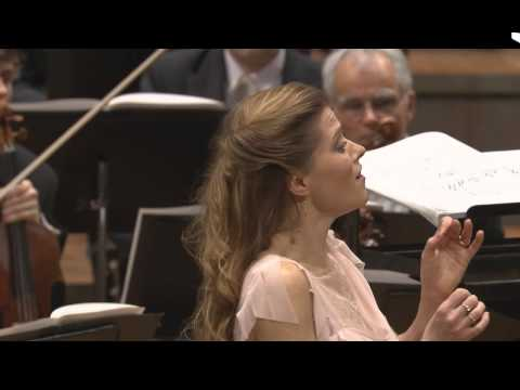 Barbara Hannigan - Let Me Tell You (Hans Abrahamsen) - Berlin, Nelsons