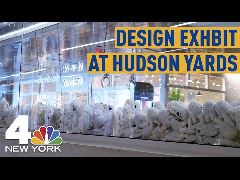 Insta-Friendly Snark Park Comes to Hudson Yards  NBC New York