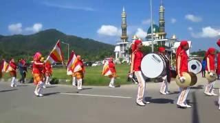MTsN SUMBAWA MARCHING BAND 2015