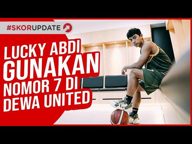 Lucky Abdi Resmi Sebagai Pemilik Nomor 7 di Dewa United
