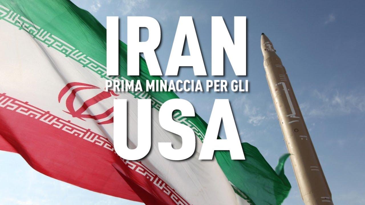 PTV News - 20.03.19 - Iran prima minaccia per gli USA