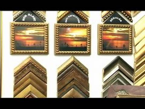 All About Picture Framing : Understand the Different Styles of ...