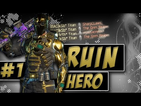 Black Ops 3 - HOW TO GET RUIN HERO GEAR EASY!