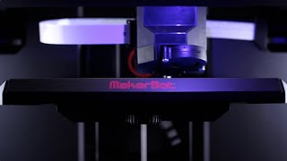 makerbot replicator desktop 3d printer fifth generation model