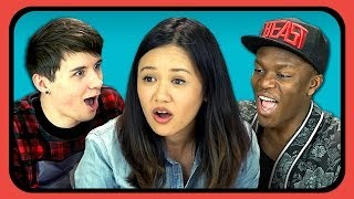 YOUTUBERS REACT TO THE SLAP