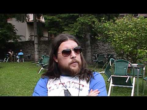 ZACH WILLIAMS Interview for Road to Jacksonville Webzine in English June 2012