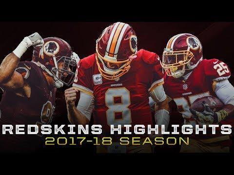 2017 Ultimate Redskins Highlights ᴴᴰ