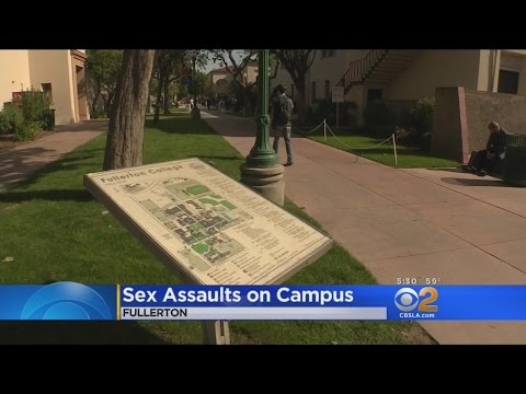 Search Is On For Suspect Who Groped 2 Woman At Fullerton College