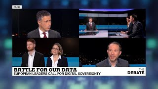 Battle for our data: European leaders call for digital sovereignty