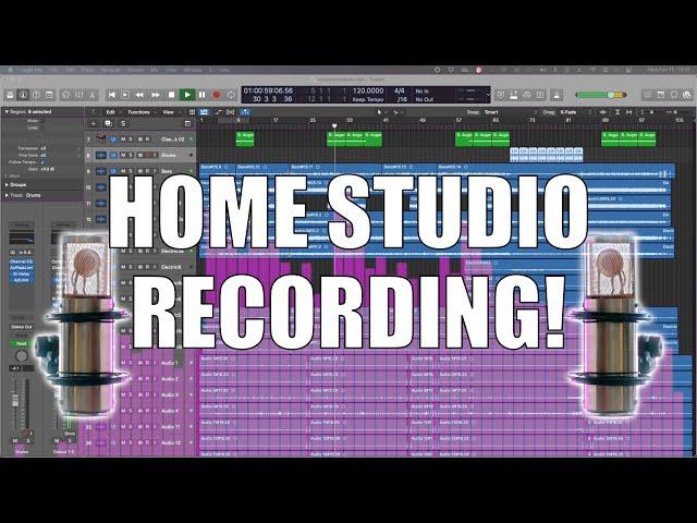 Home Recording (Guitar Rock) -
