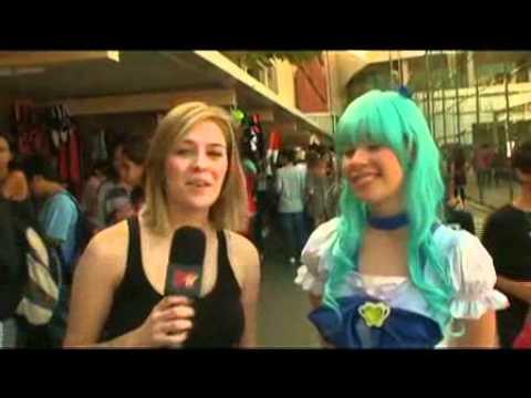Trilha Mtv Anime Festival Bh 2 Bloco Mtv Minas Youtube