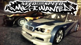BEST RACING GAME EVER!!! | Need for Speed Most Wanted Let's Play #1