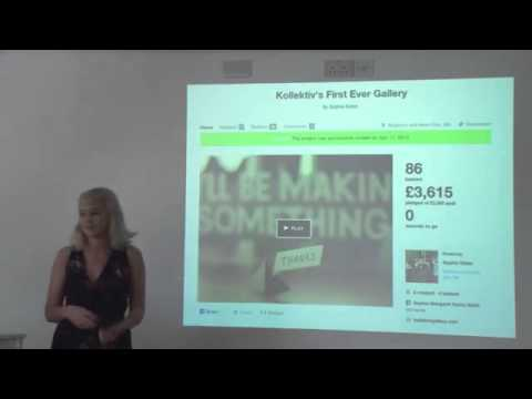 Kollektiv Gallery - How to open a pop-up gallery