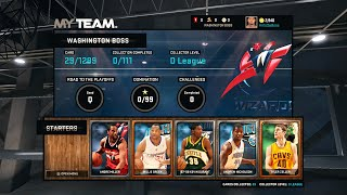 NBA 2k15 My Team - Rookie Kevin Durant
