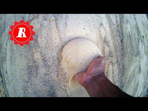 Как сделать кварцевый песок самому
