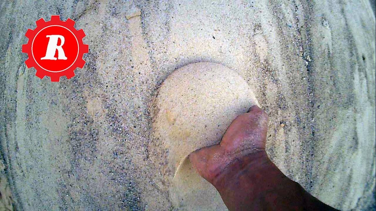 простые штуки - Где взять песок для пескоструя