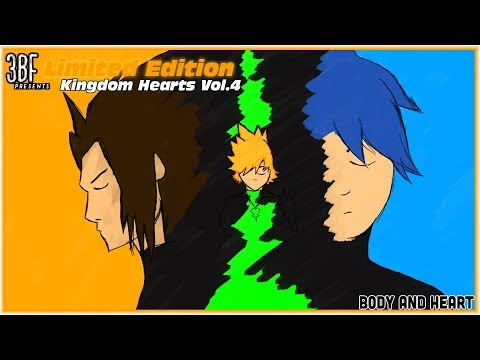 Kingdom Hearts Vol. 4: Body and Heart (Feat. Alex O'Neill) | Limited Edition