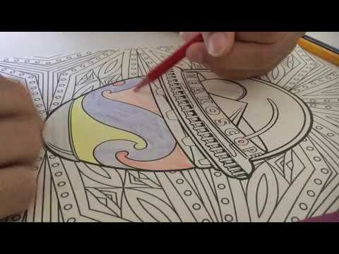 Coloriage Harry Potter Le Sneakoscope Youtube