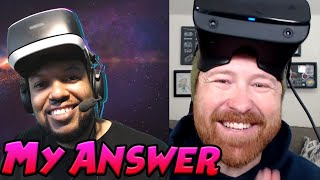 Replying to Work To Game's is VR Worth It in 2020 and Beyond. | Video Response