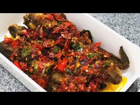 Resepi Ikan Keli Goreng Berlada - YouTube