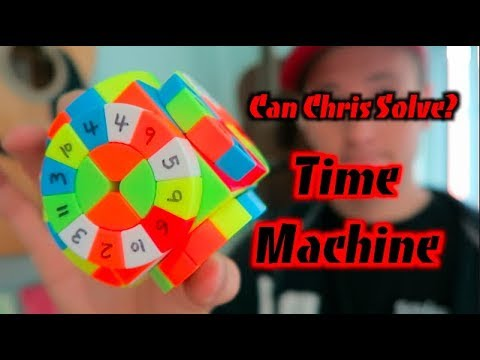 Can Chris Solve?: Time Machine