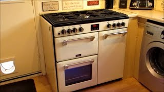 Stoves Belmont 900 DFT Dual Fuel Range Cooker Review