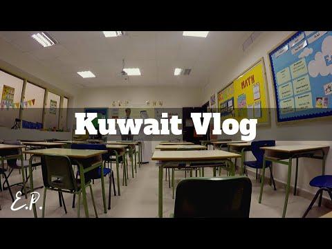 TRAVEL VLOG | Kuwait #3 My classroom