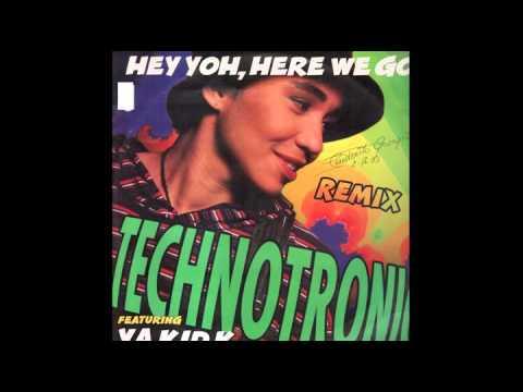 Technotronic - Hey yoh here we go (mellow western remix)